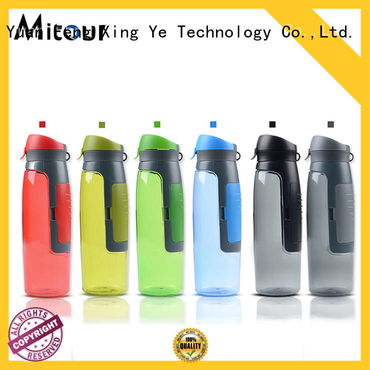 silicone water bottle kids purse for water storage Mitour Silicone Products