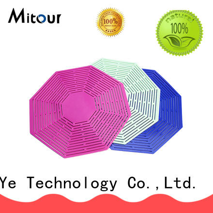 Mitour Silicone Products collapsible silicon beach bags beach for girls