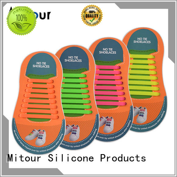 lazy silicone ties for boots Mitour Silicone Products
