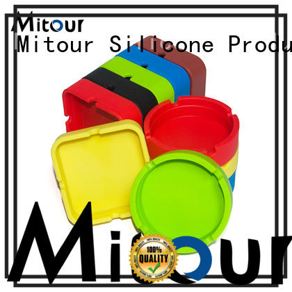 Mitour Silicone Products ashtray cigarette snuffers for ashtrays manufacturers