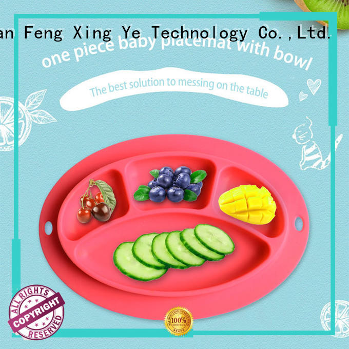 Mitour Silicone Products placemat silicone kids placemat box for baby