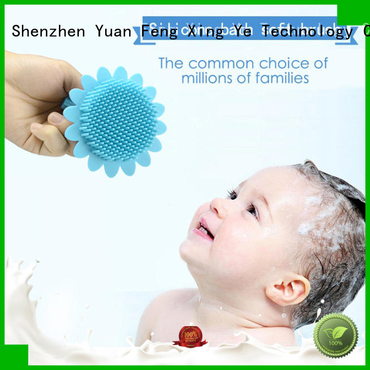 silicone brush functional for baby Mitour Silicone Products