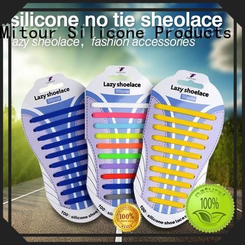 lazy silicone shoelace for child Mitour Silicone Products