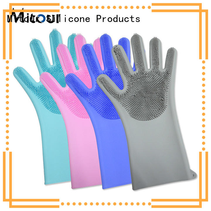 Mitour Silicone Products Top hot gloves customization
