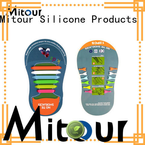Mitour Silicone Products silicone laces company for shoes
