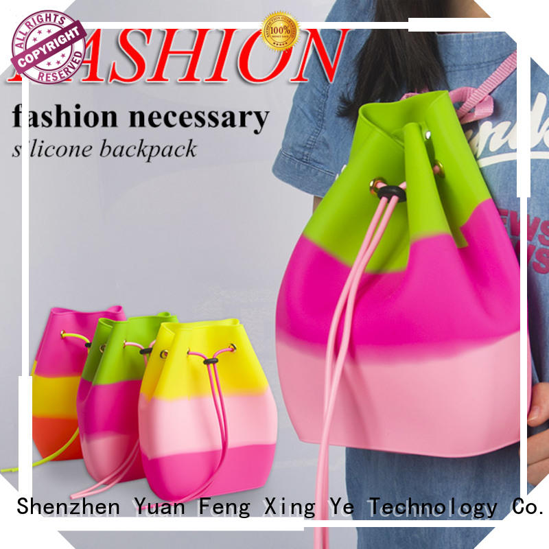 ODM silicone hand bag tote for trip Mitour Silicone Products