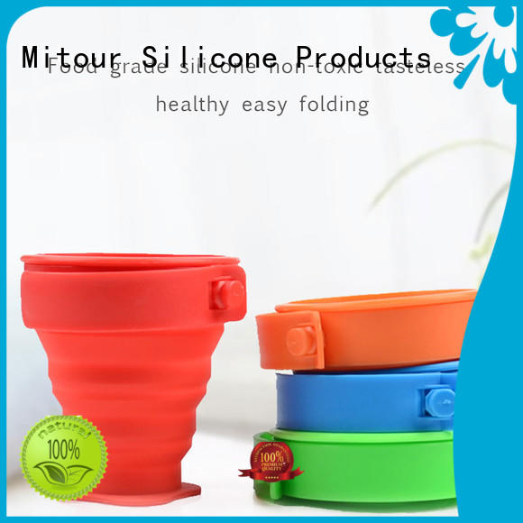 Mitour Silicone Products foldable silicone hot water bottle camouflage for water storage