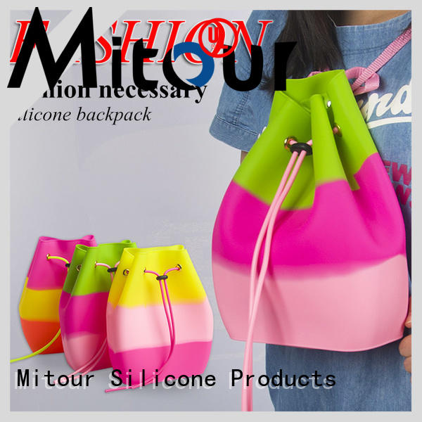 collapsible silicone tote bag custom inquire now for girls