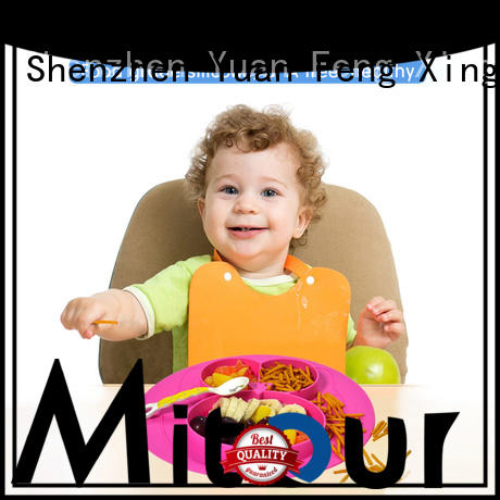 Mitour Silicone Products placemat silicone placemat box for baby
