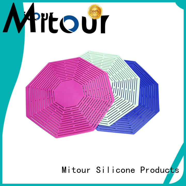 Mitour Silicone Products OEM silicone tote bag tote for trip