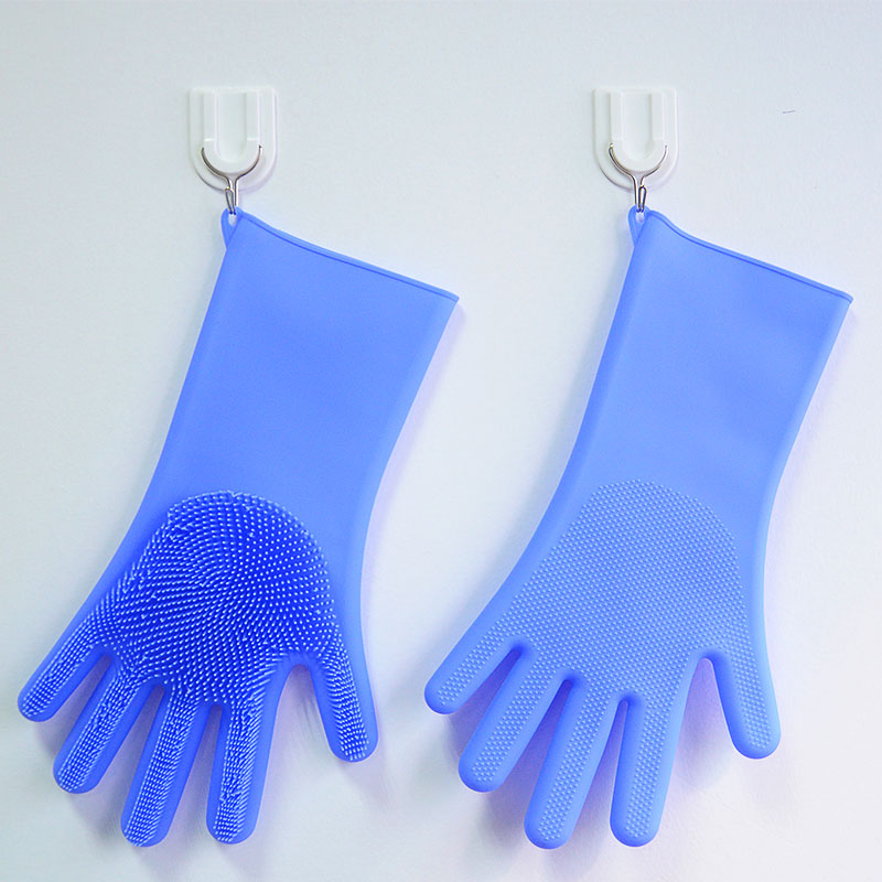 Mitour Silicone Products gloves silicone oven mitts OEM for kitchen-4