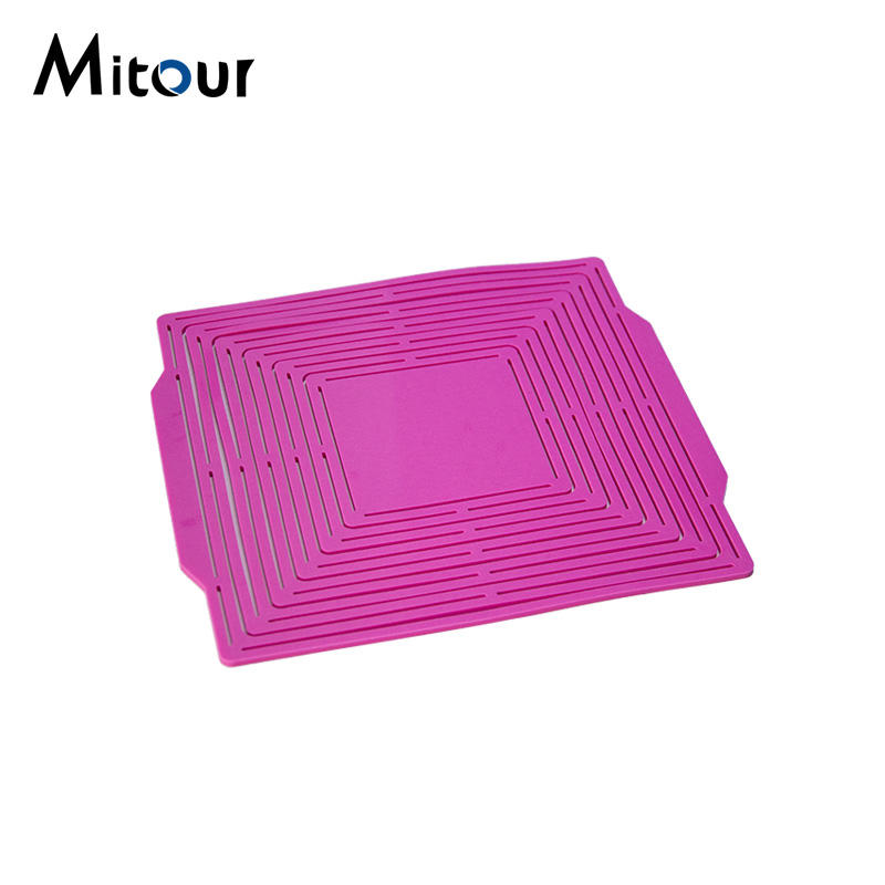 Silicone collapsible bag