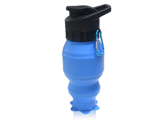 portable silicone bottle cup for wholesale for water storage-15
