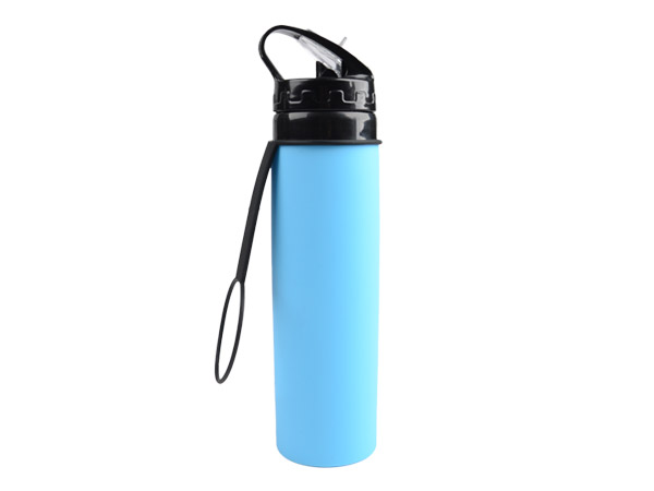 universal silicone collapsible bottle supplier for water storage-10
