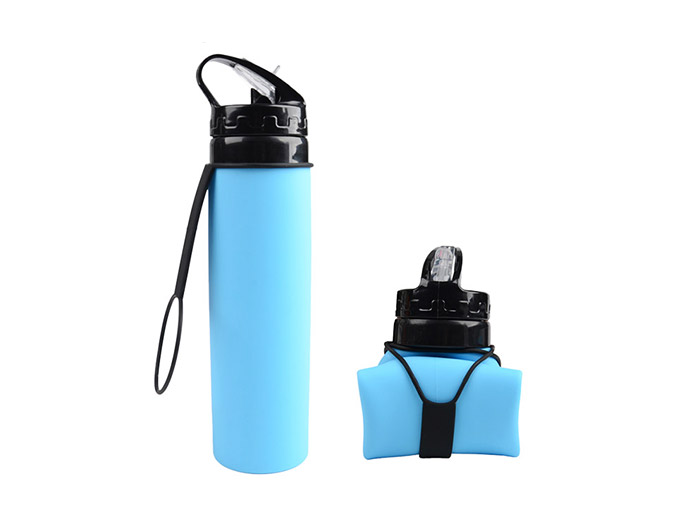 universal silicone collapsible bottle supplier for water storage-7