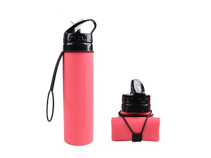 universal silicone collapsible bottle supplier for water storage-6