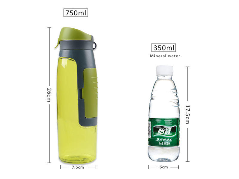 Mitour Silicone Products straight silicone folding bottle outdoor for children