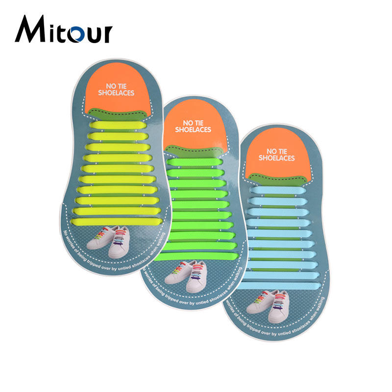 Lazy Silicone Shoe Laces