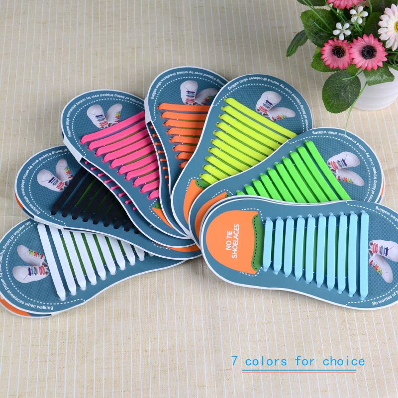 custom no tie elastic silicone shoelace inquire now for shoes Mitour Silicone Products-10