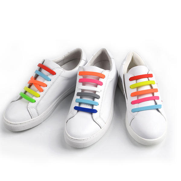 Mitour Silicone Products custom types of shoelaces shoelaces for child
