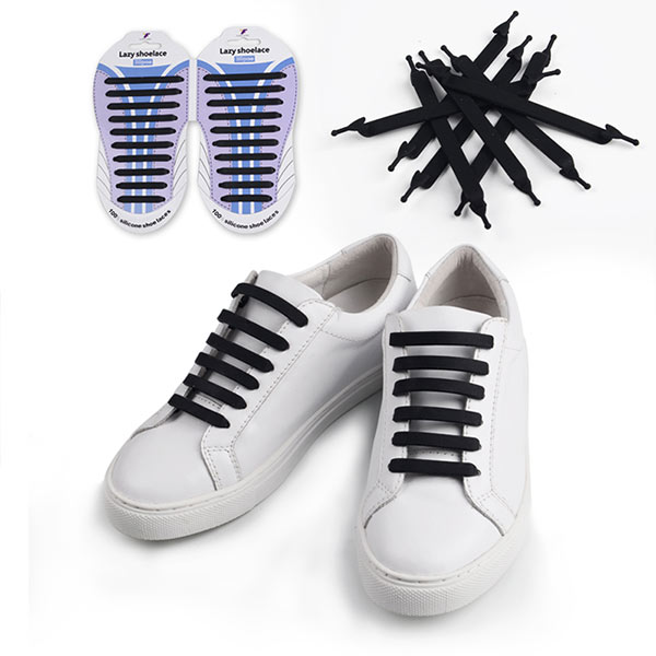 no tie silicone shoelaces silicone for shoes Mitour Silicone Products-11
