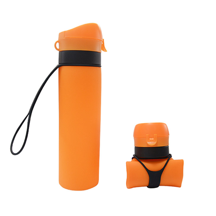 Mitour Silicone Products sports silicone collapsible bottle supplier for children-5