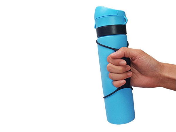 silicone roll bottle outdoor for children Mitour Silicone Products