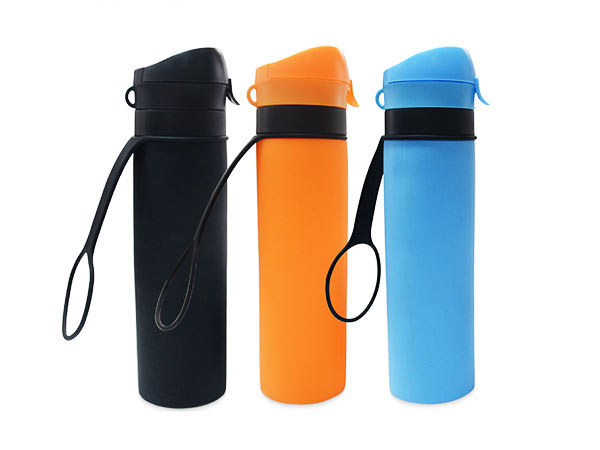Mitour Silicone Products sports silicone collapsible bottle supplier for children-11