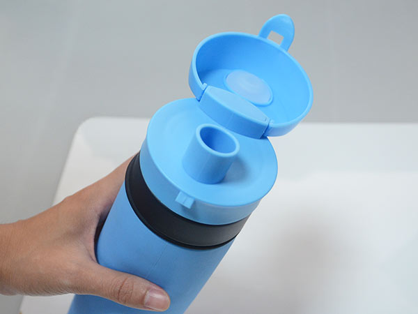 Mitour Silicone Products sports silicone collapsible bottle supplier for children-12