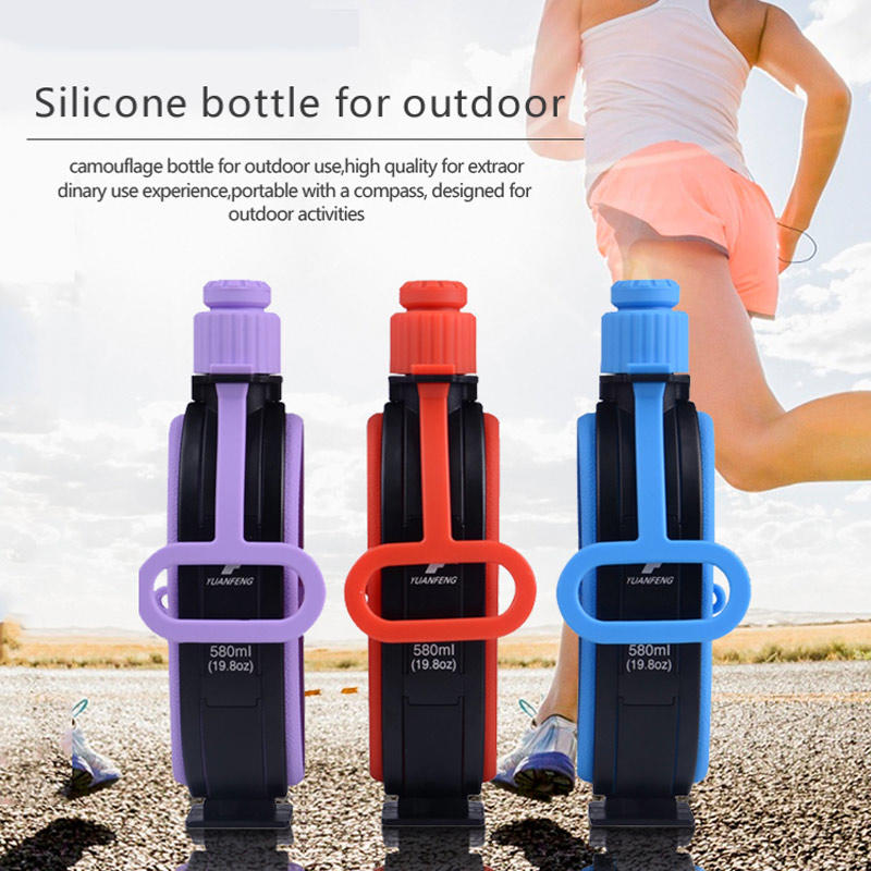 silicone bottle for outdoor