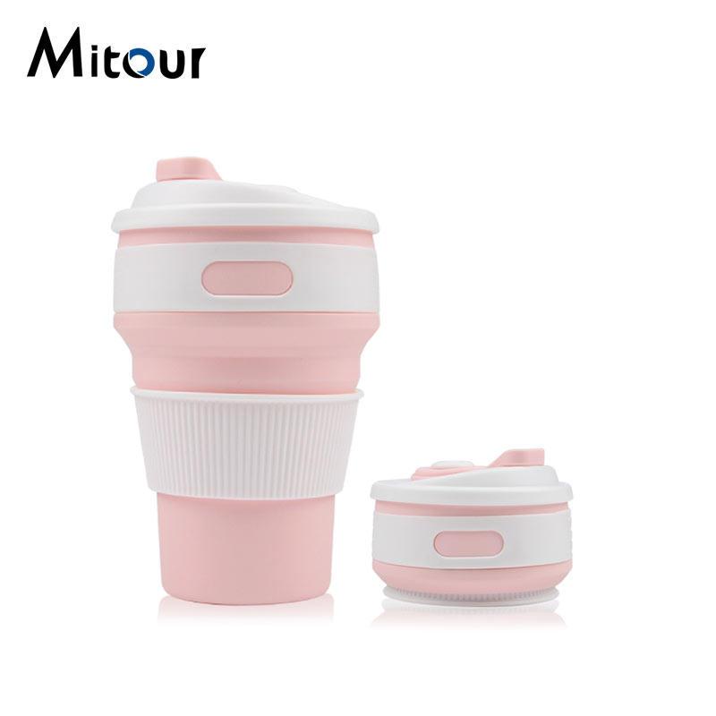 Silicone Collapsible Coffee Mug
