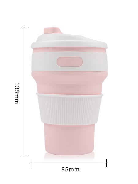 collapsible silicone water bottle outdoor for children Mitour Silicone Products