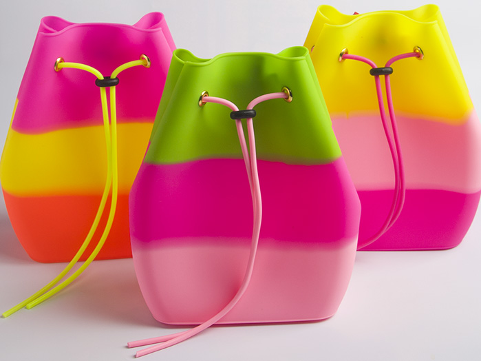 Mitour Silicone Products silicone silicone hand bag for girls-14