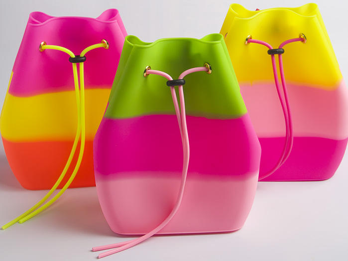 Mitour Silicone Products silicone silicone hand bag for girls