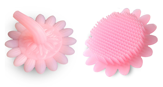 Mitour Silicone Products functional silicone spin brush for business for bath-5