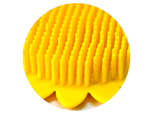 Mitour Silicone Products functional silicone spin brush for business for bath-9