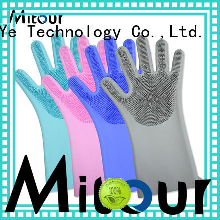 Mitour Silicone Products silicone grill mitts factory price for housewife