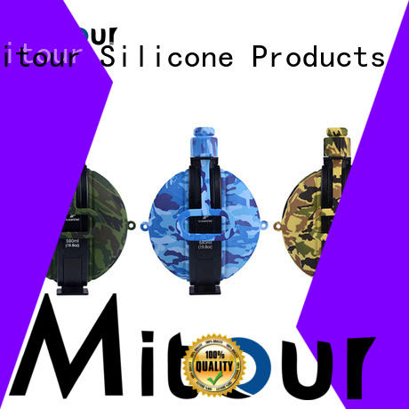 Mitour Silicone Products universal silicone sleeve bottle for wholesale for children