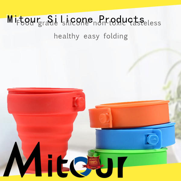 Mitour Silicone Products squeeze blue glass water bottles inquire now for children