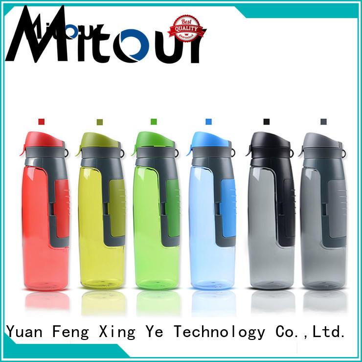portable silicone milk bottle football for children