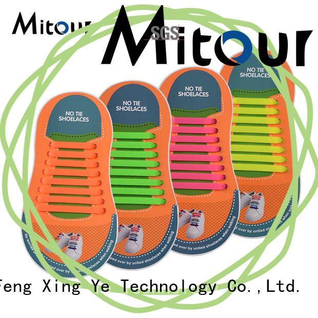 no tie silicone laces for boots Mitour Silicone Products