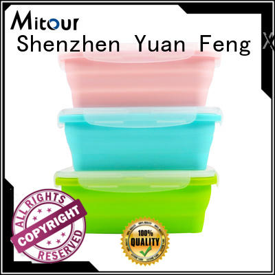 foldable placemat silicone for children Mitour Silicone Products