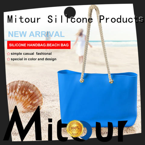 Mitour Silicone Products silicone silicone hand bag backpack for boys
