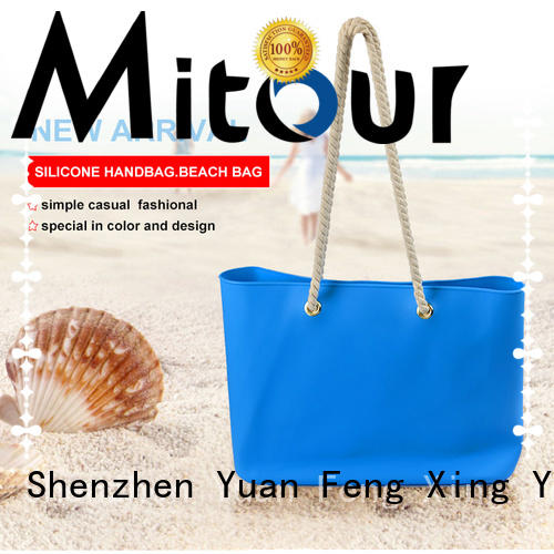 Mitour Silicone Products beach reusable silicone bags factory for travel