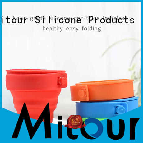 silicone bottle for children Mitour Silicone Products