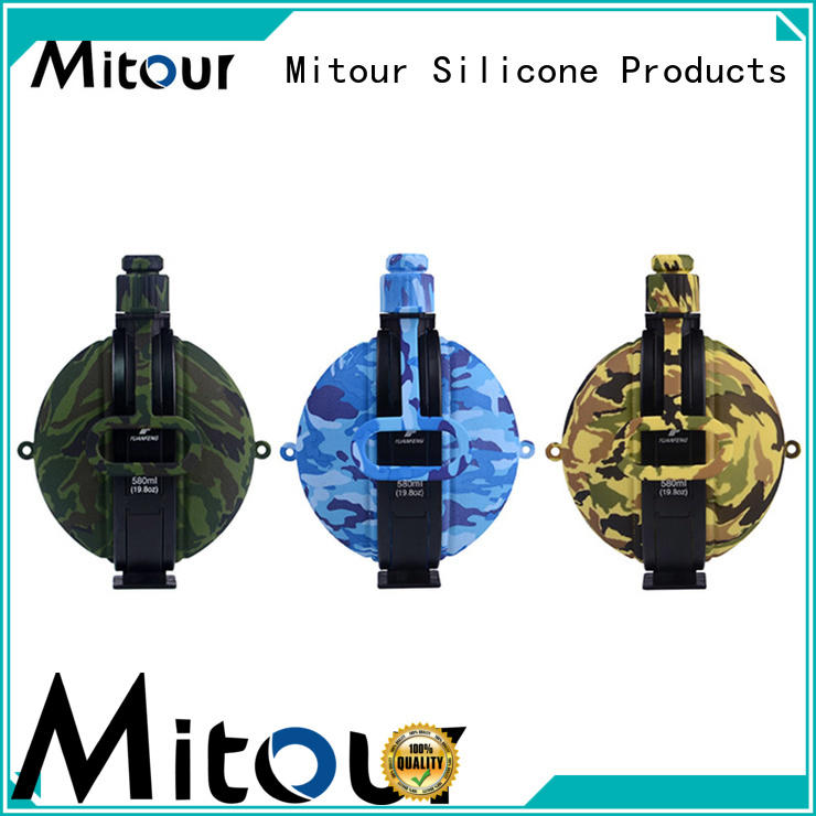 Mitour Silicone Products squeeze silicone cup supplier for water storage