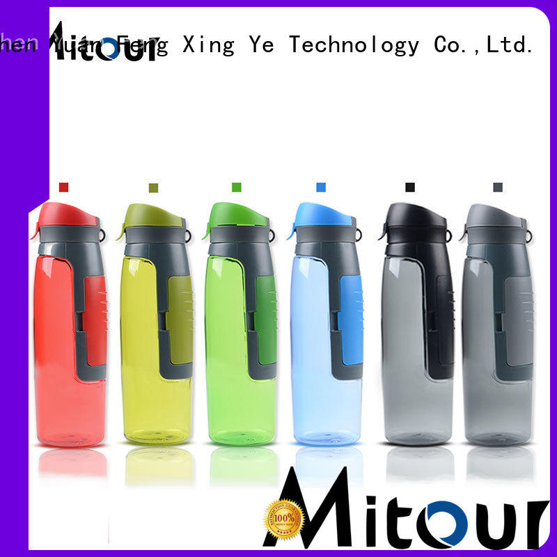Mitour Silicone Products portable silicone bottle supplier for water storage