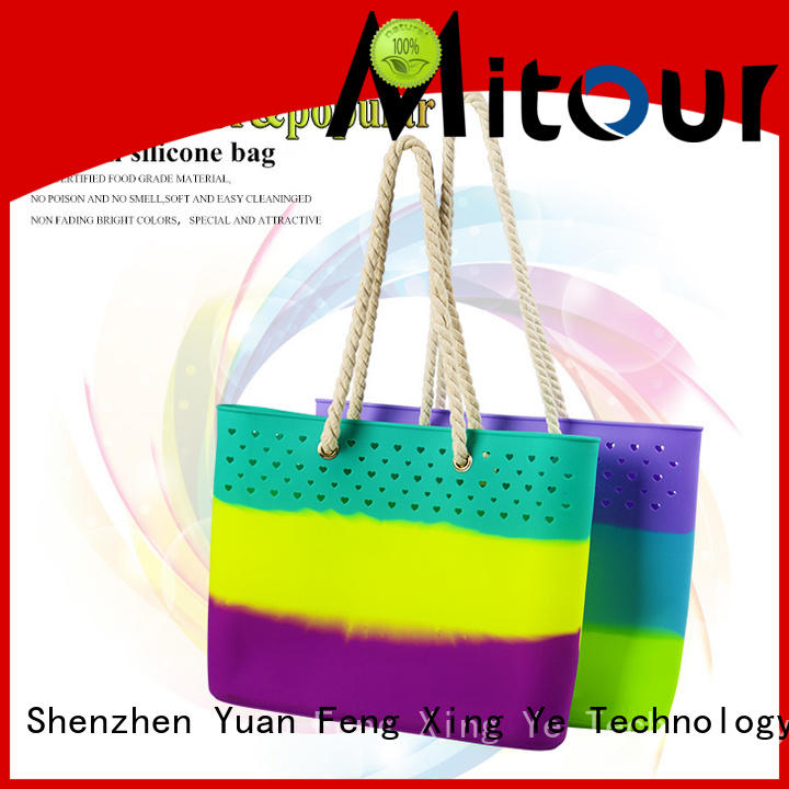 Mitour Silicone Products Top reusable cooking bags factory for school
