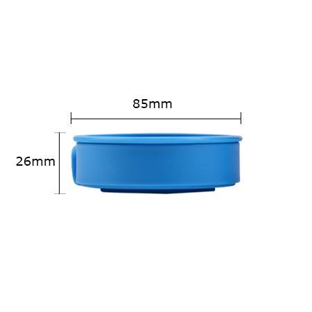 Mitour Silicone Products collapsible silicone sleeve bottle for water storage-3