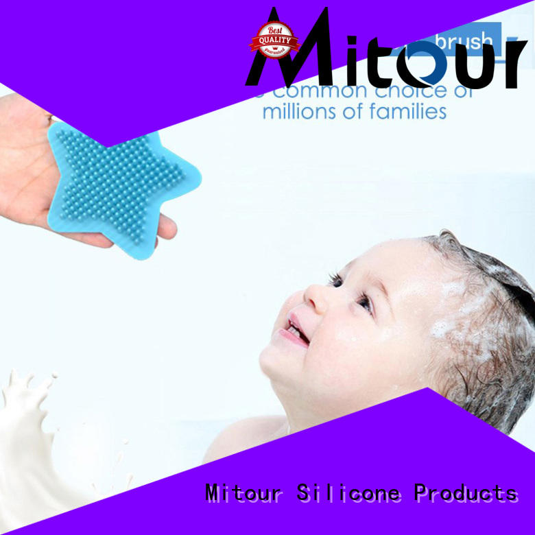 silicone brush for makeup Mitour Silicone Products